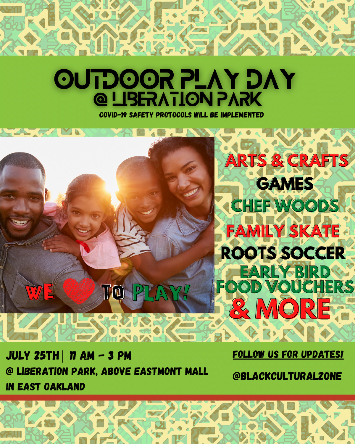 Outdoor Play Day